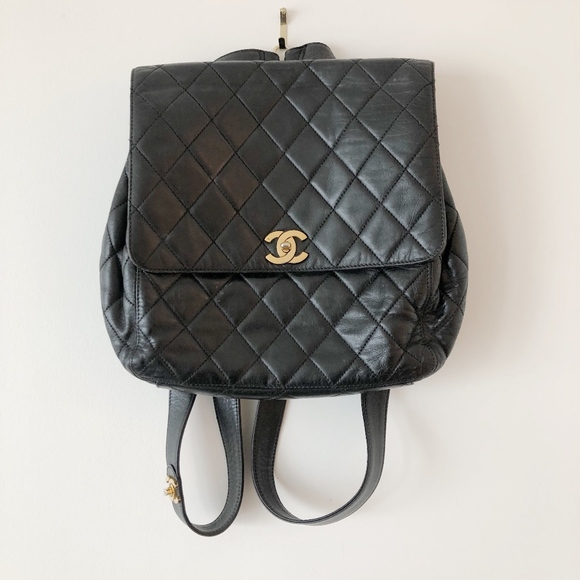 1b05aebb347d CHANEL Bags | Matelasse Cc Logo Quilted Leather | Poshmark